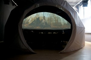 Portable Fulldome Cinema UK